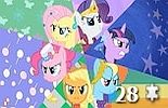 miniatura puzzle My Little Pony online nr 11