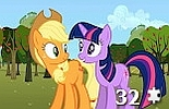 miniatura puzzle My Little Pony online nr 12