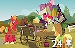 miniatura puzzle My Little Pony online nr 18