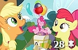 miniatura puzzle My Little Pony online nr 19