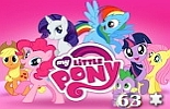 miniatura puzzle My Little Pony online nr 2