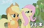 miniatura puzzle My Little Pony online nr 20