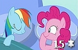 miniatura puzzle My Little Pony online nr 28