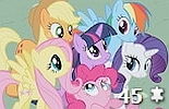 miniatura puzzle My Little Pony online nr 3