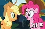 miniatura puzzle My Little Pony online nr 31