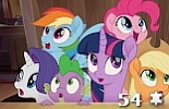 miniatura puzzle My Little Pony online nr 4