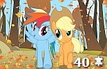 miniatura puzzle My Little Pony online nr 43