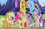 miniatura puzzle My Little Pony online nr 7