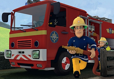strażak sam bajki 2015