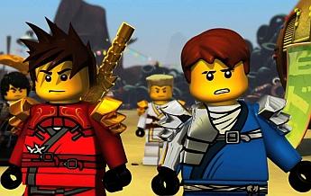 Puzzle Lego Ninjago Online